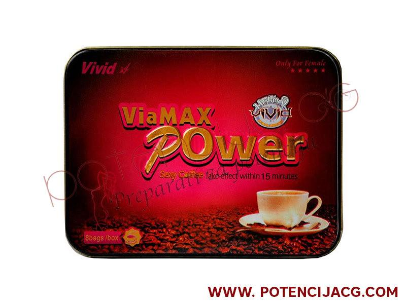 Viamax Power – kafa za žene